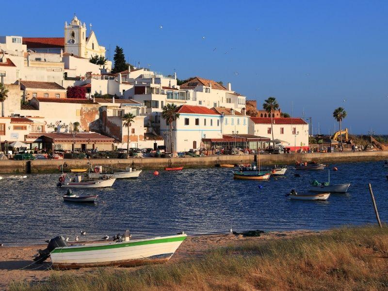 Portugal Fishing Village