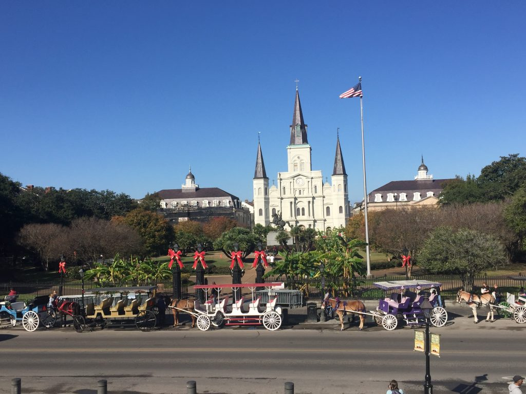 Free things to do in NOLA
