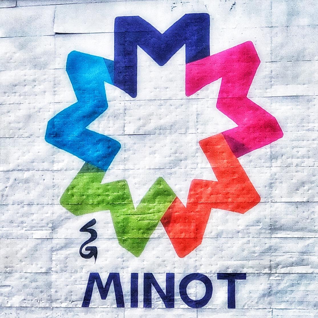 Minot Mural