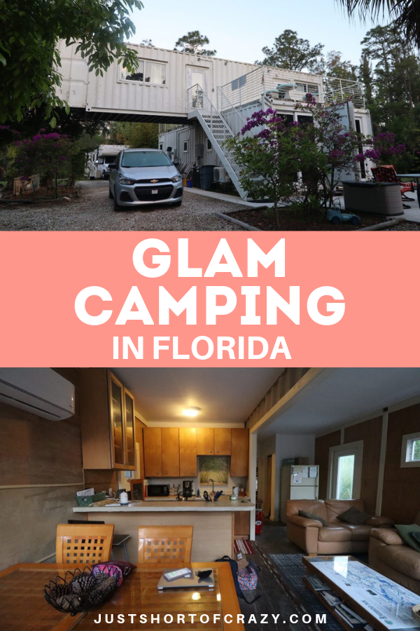 Glam Camping in Florida