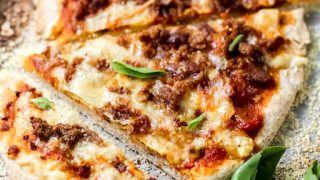 Ground Turkey Pizza Recipe