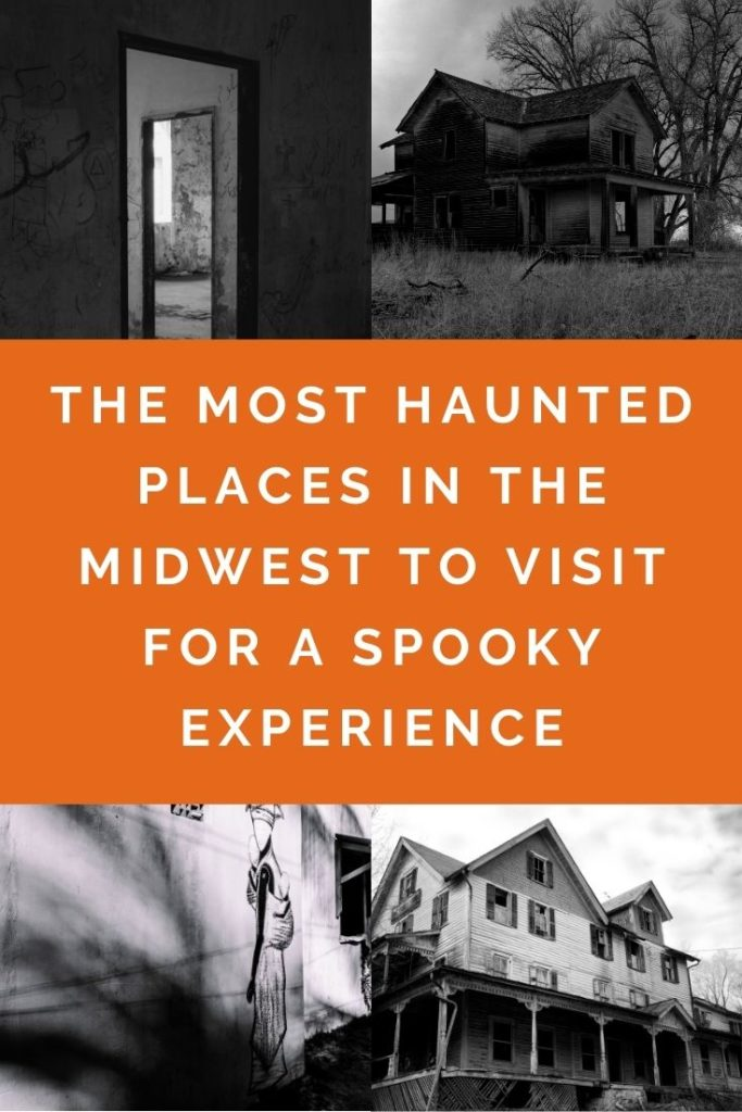 Haunted Midwest Pin