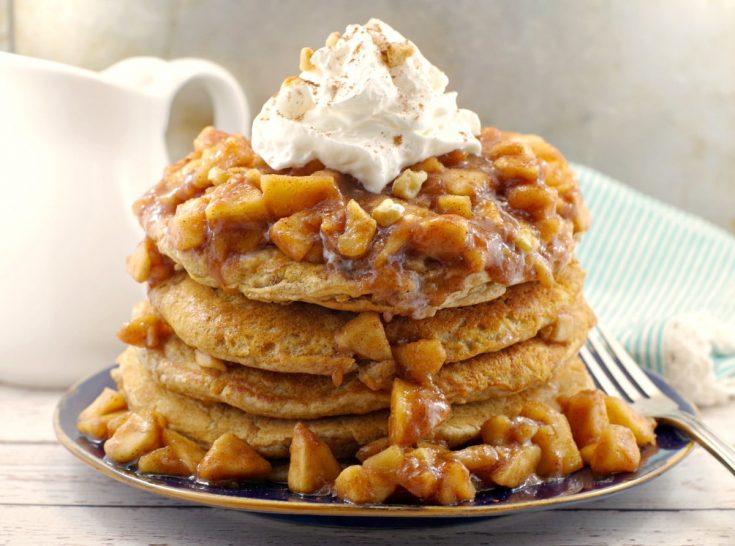 IHOP Pancake Recipe | Harvest Grain and Nut