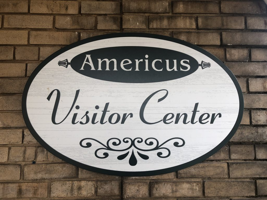Americus Visitor Center