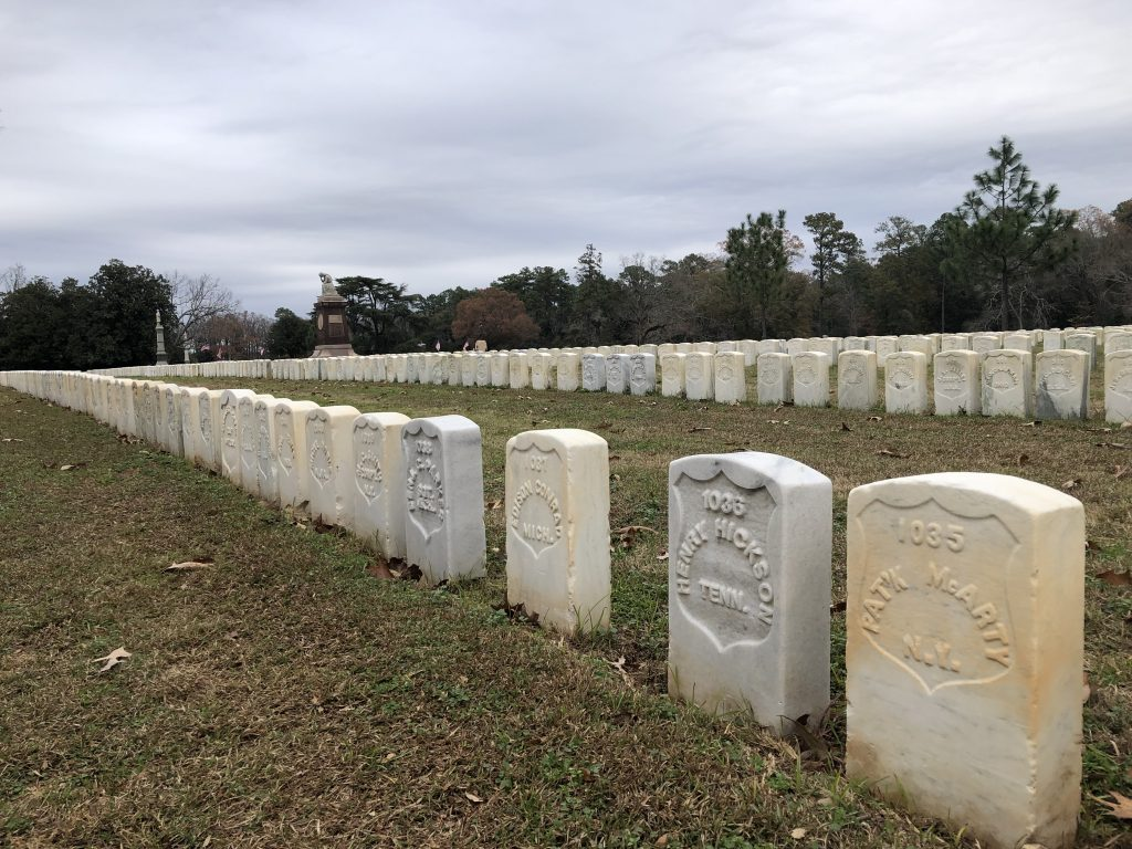 Andersonville Military Cemetery