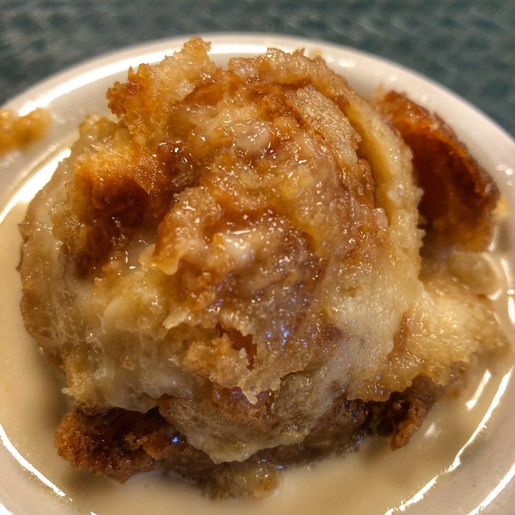 Butter Roll Dessert