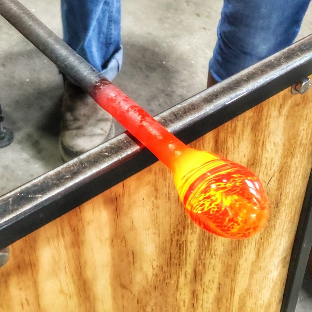 mobile glassblowing