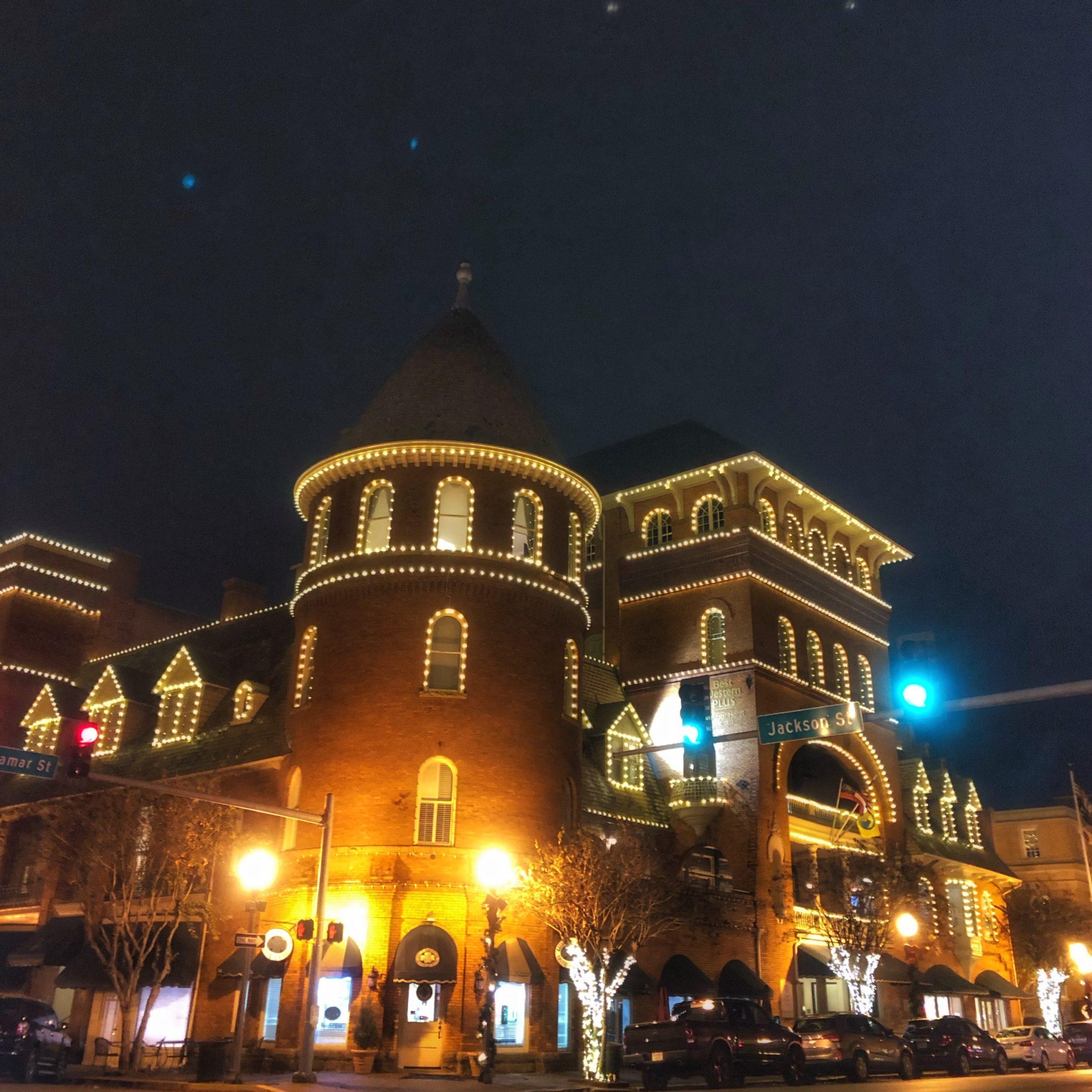 Haunted Hotel Windsor