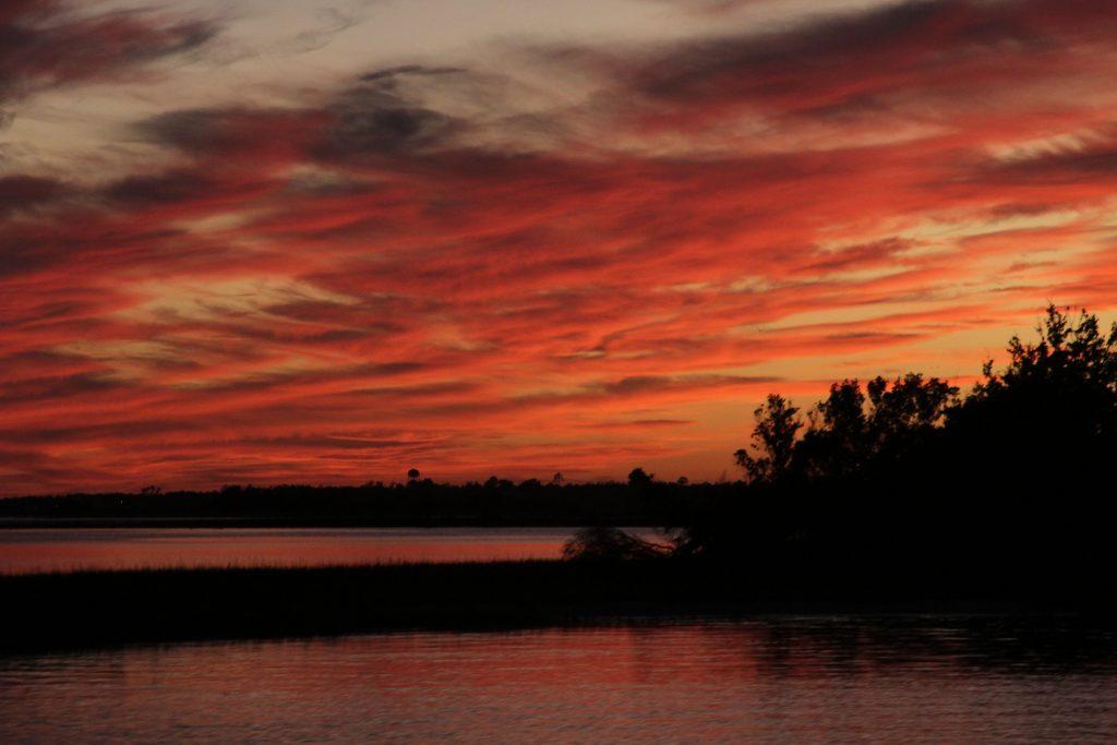 swansboro sunset