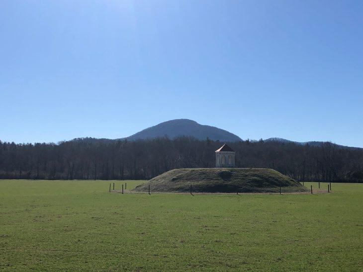 Nacoochee indian Mound 1