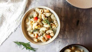 Instant Pot Ground Turkey Casserole Recipe