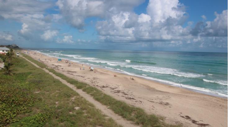 The Beaches of Martin County Florida