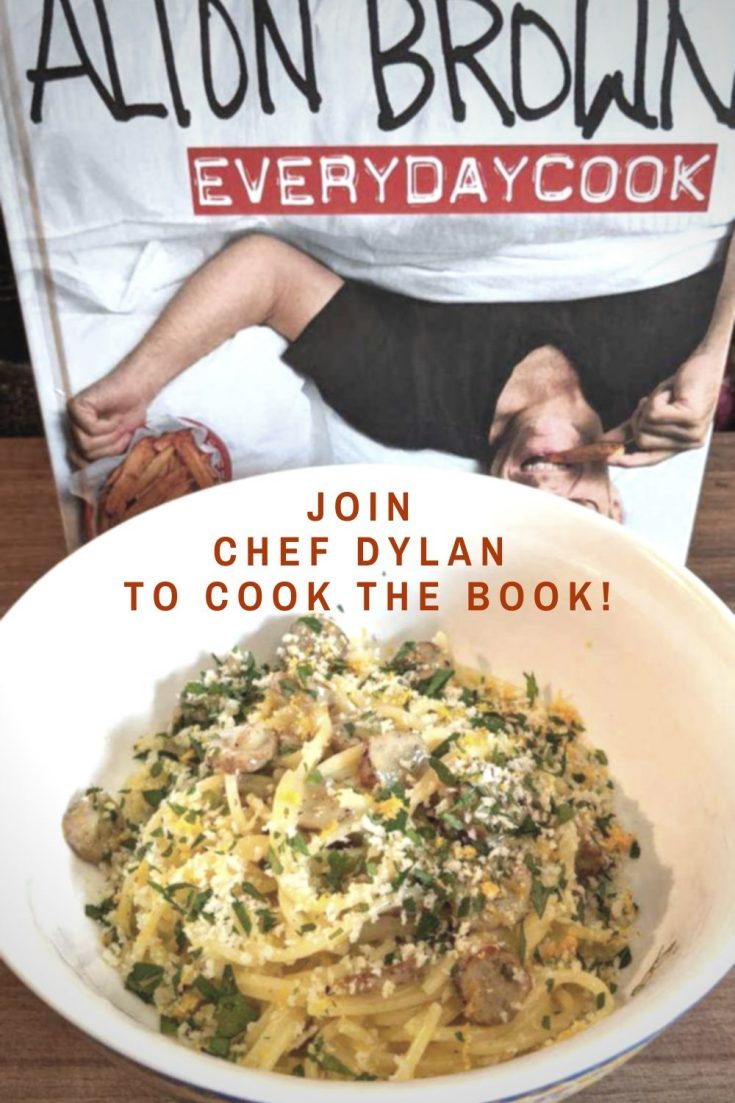 breakfast carbonara EVERDAYCOOK book