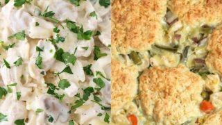 Leftover Turkey Casserole Recipes