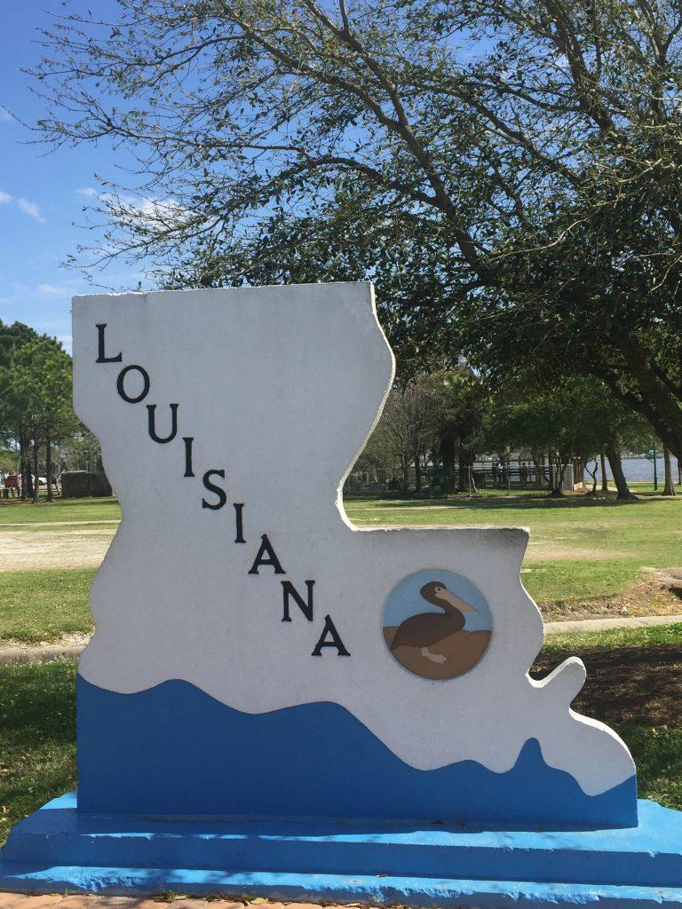 Louisiana sign