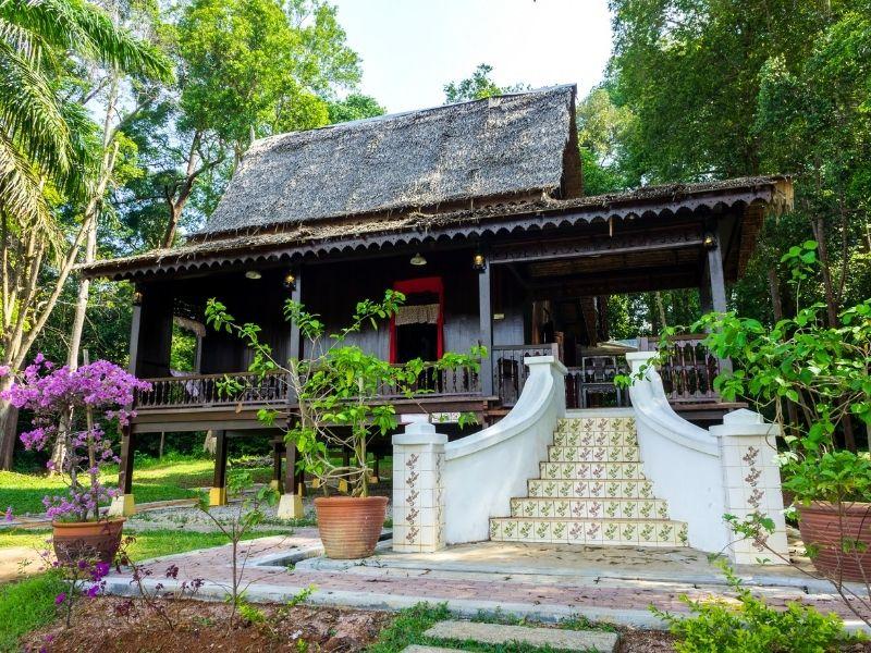 house in Malaysia