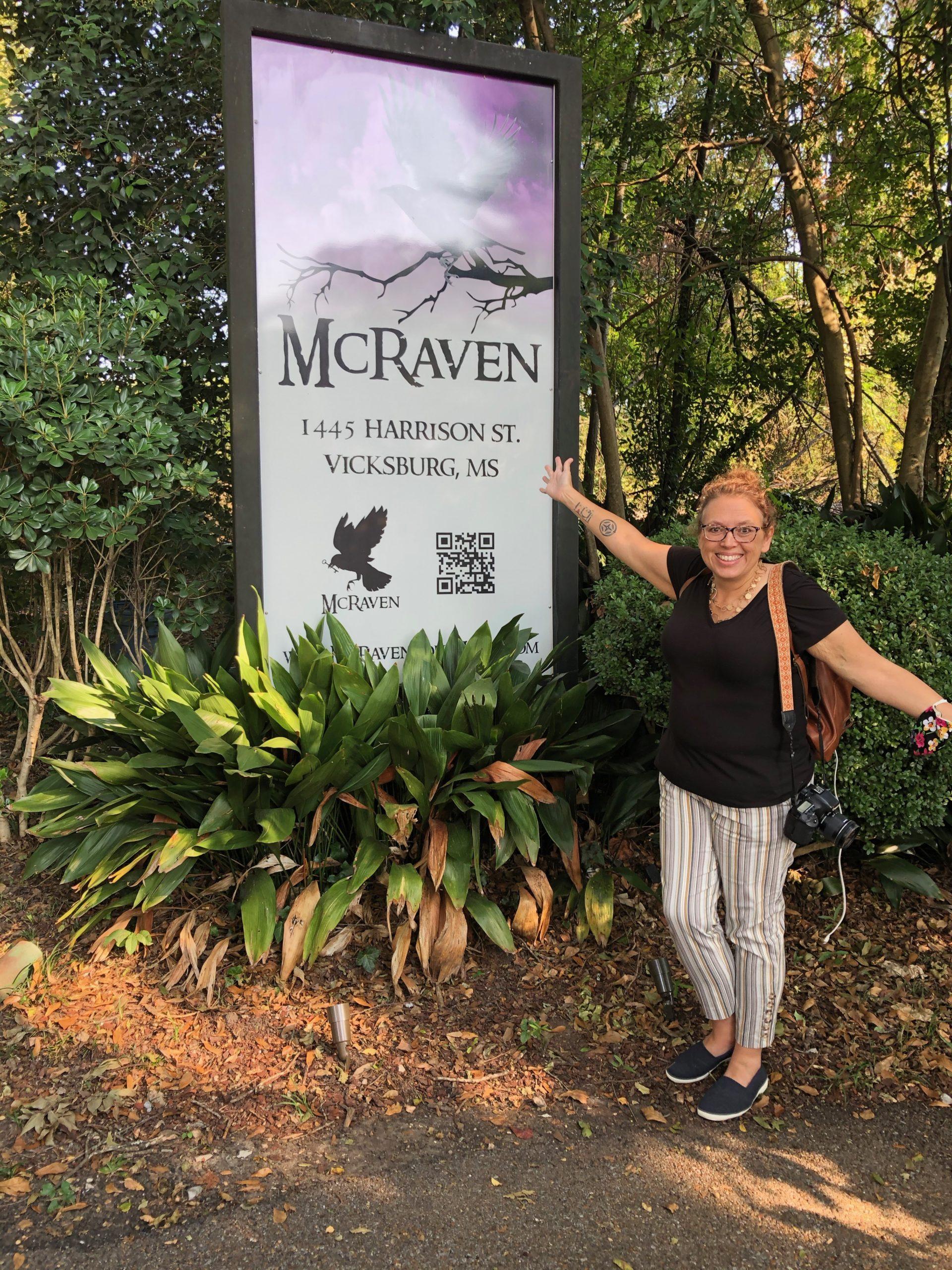 Tours of McRaven Home in Vicksburg MS