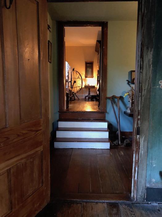 McRaven Home interior doorway