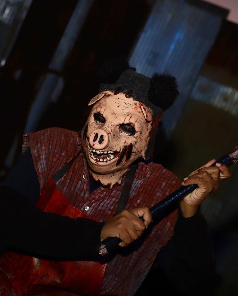 Monster at Dead Man's Farm