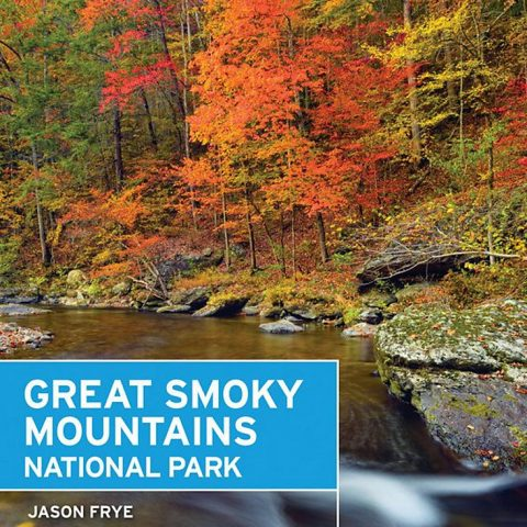 Great Smoky Mountains Moon Guide Cover