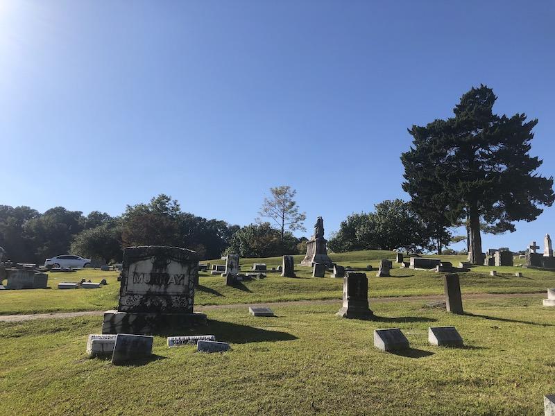 Murray Cemetery Plot