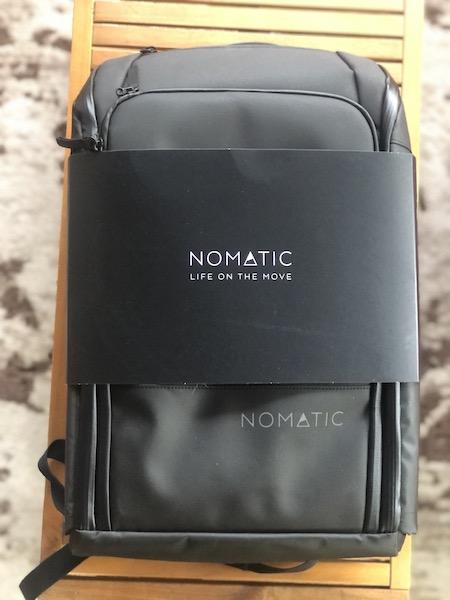 Nomatik Backpack