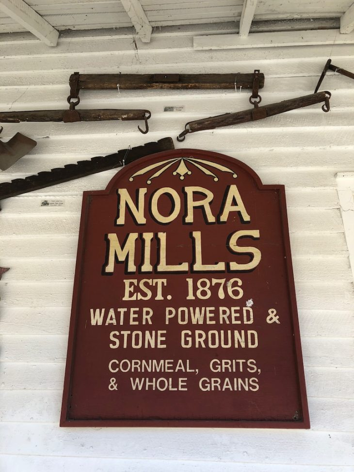 Nora Mills Granary