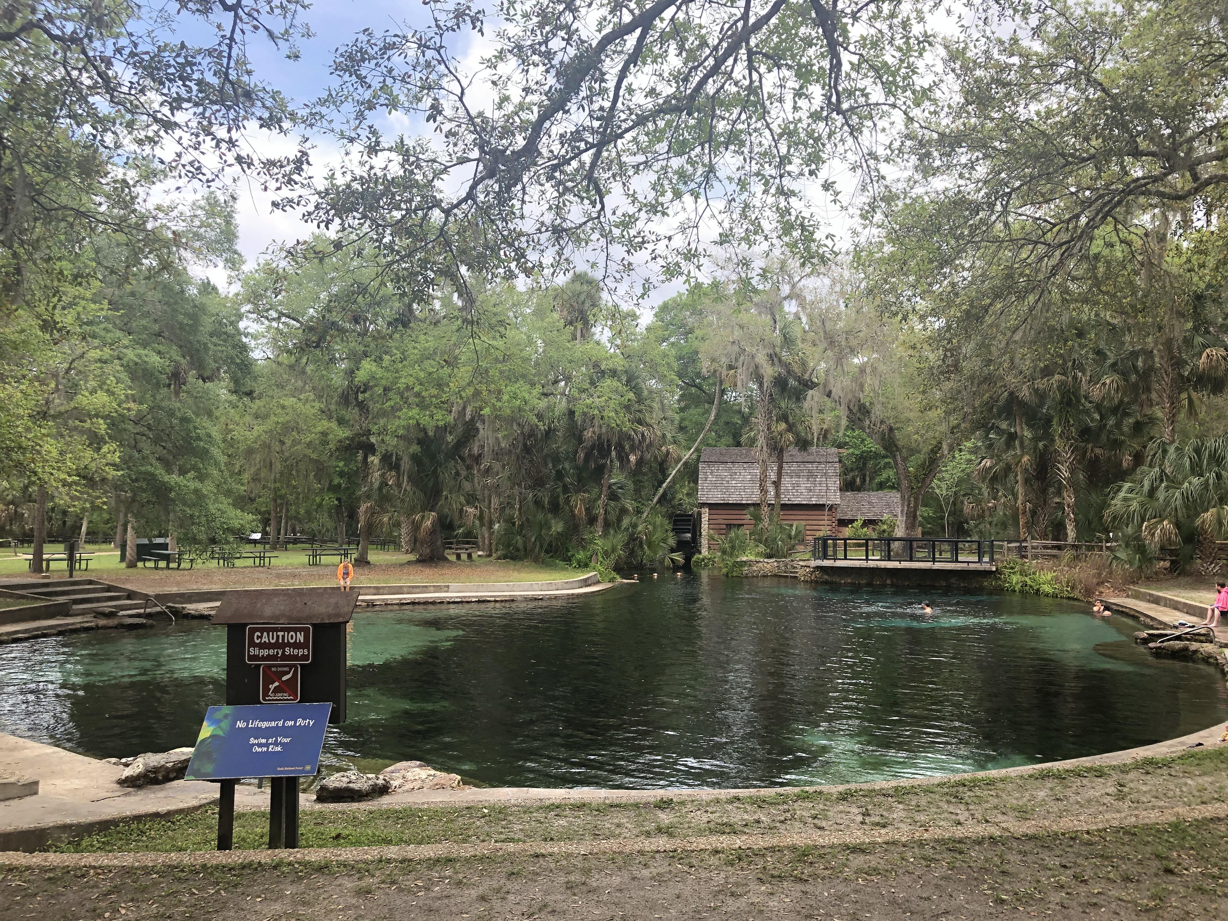 Alexander Springs Florida