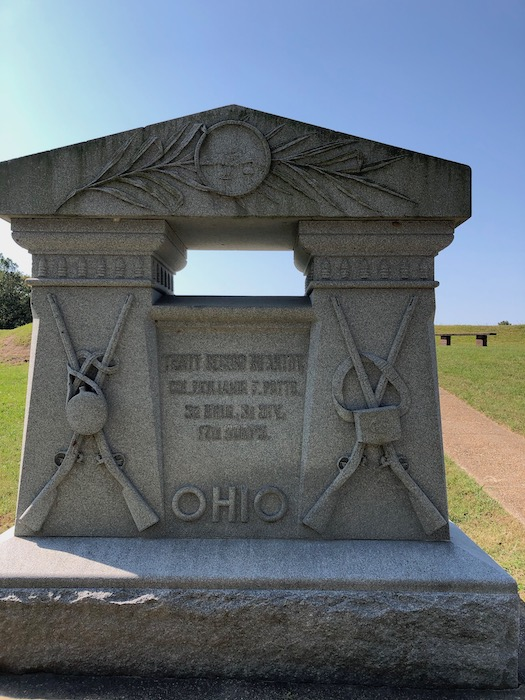 Ohio Monument at VMNP