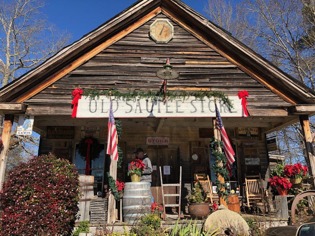 Old Sautee Store Georgia