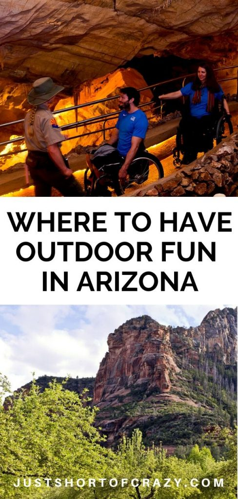 Outdoor Fun in Arizona