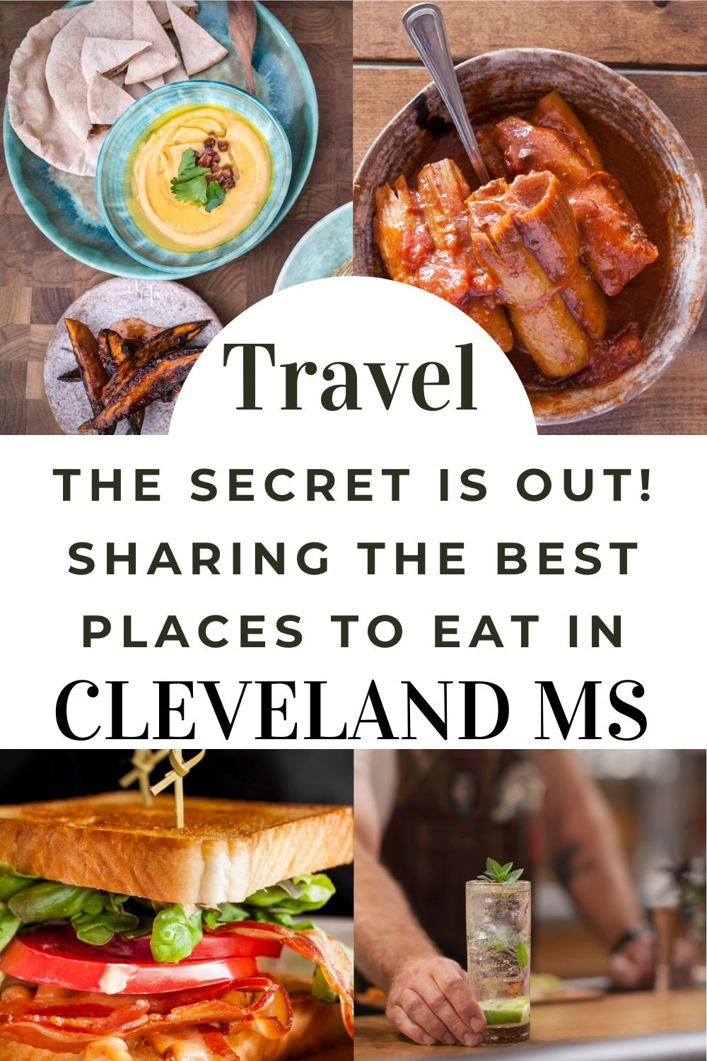 WHERE TO EAT IN CLEVELAND MS