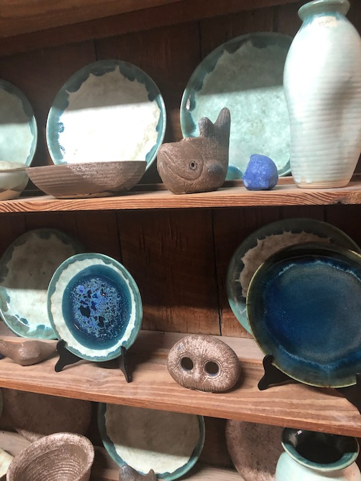 McCarty's Pottery in Cleveland MS