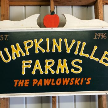 Enjoy lunch while at Pumpkinville in western ny