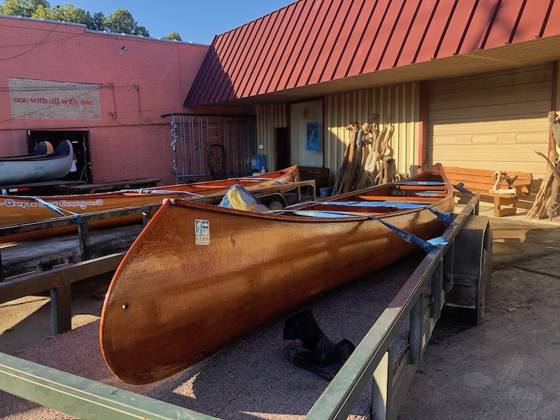 Quapaw Canoes
