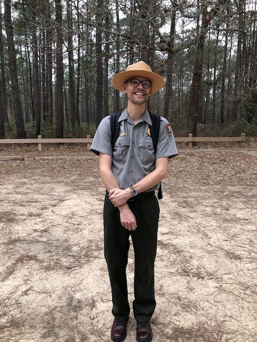 Ranger Alex Halbrook