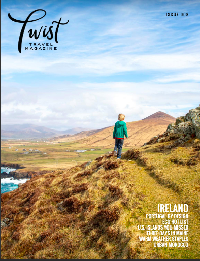 twist travel magazine