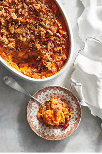 Peach Sweet Potato Casserole Recipe