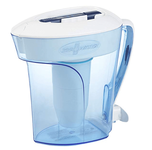 zero water pitcher