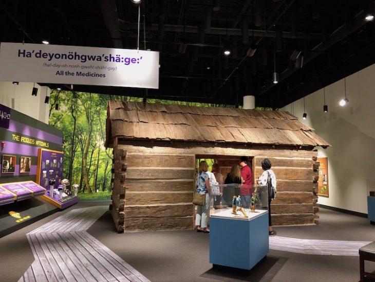 Seneca-Iroquois Cultural Heritage Center
