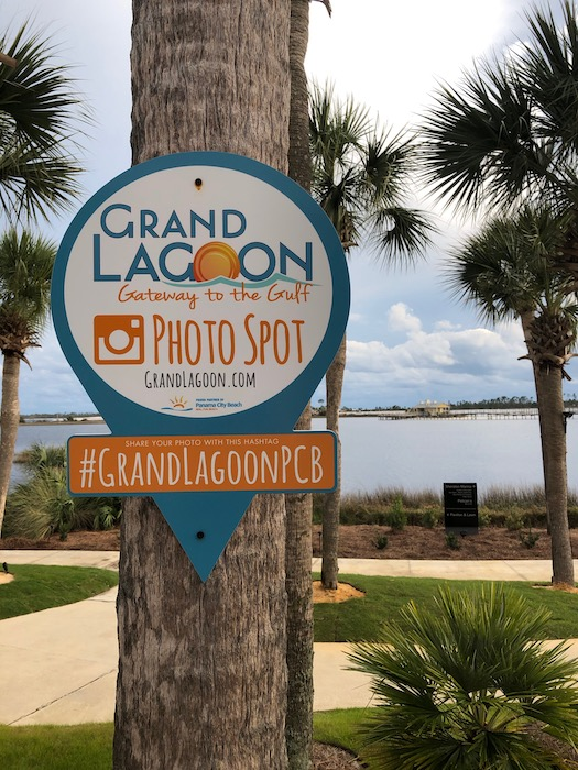 Sheraton PCB photo spot grand lagoon