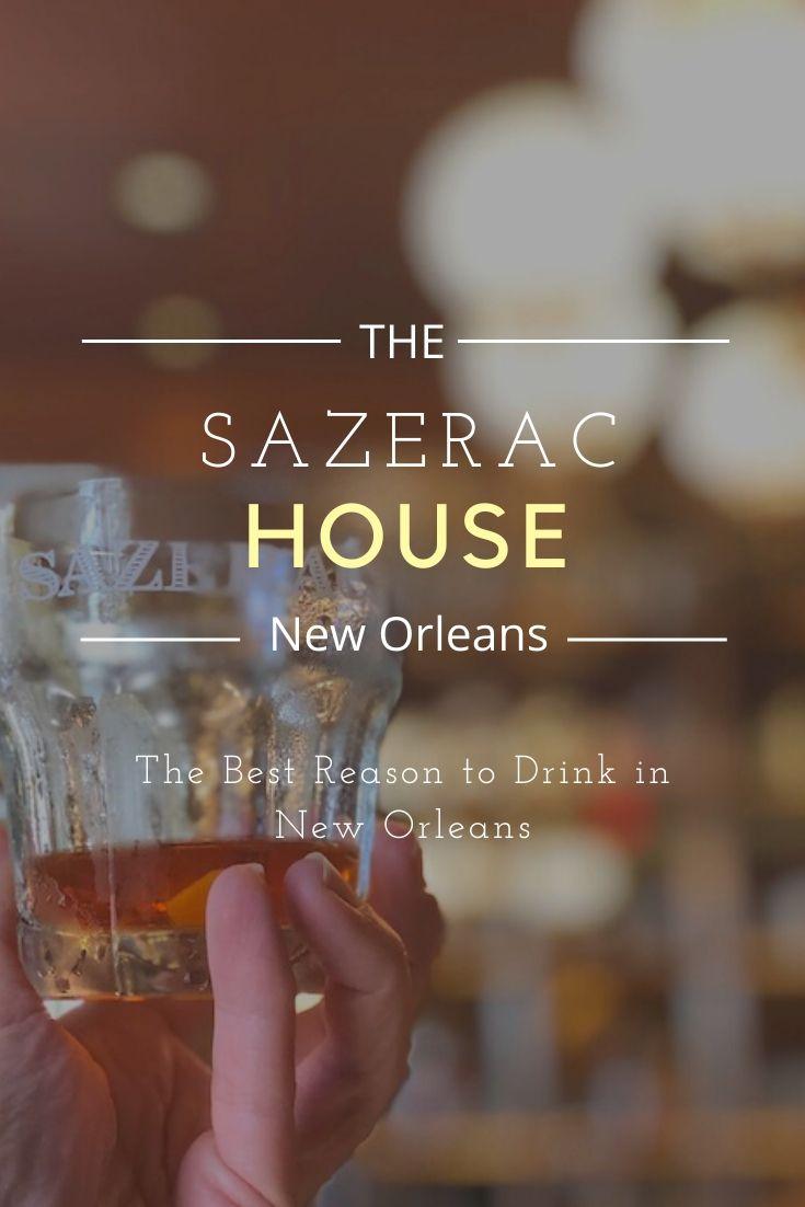 Sazerac House Pin