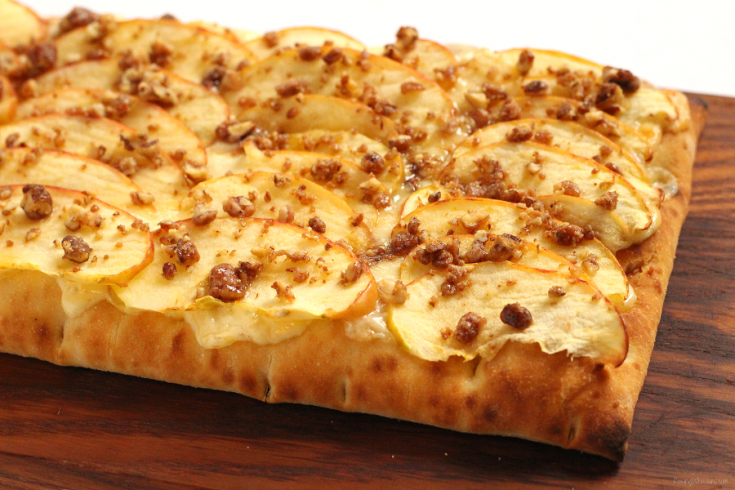 Why This Sweet and Spicy Apple Flatbread Is My Most Requested Appetizer