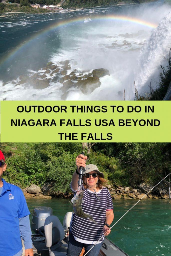 THINGS TO DO OUTDOORS IN NIAGARA FALLS USA