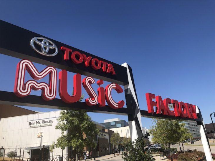 Toyota Music Factory