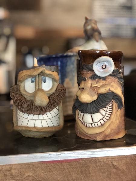 Ugly Mugs at Ugly Mug Coffee