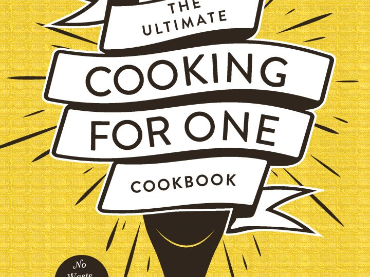 Ultimate Cooking for One Cookbook_COVER