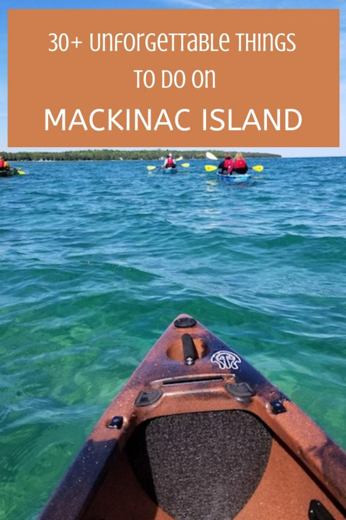 Unforgettable Things to do on Mackinac Island