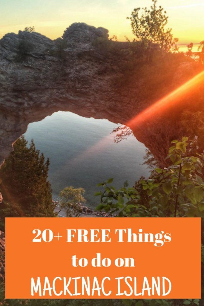 Free things to do on Mackinac Island