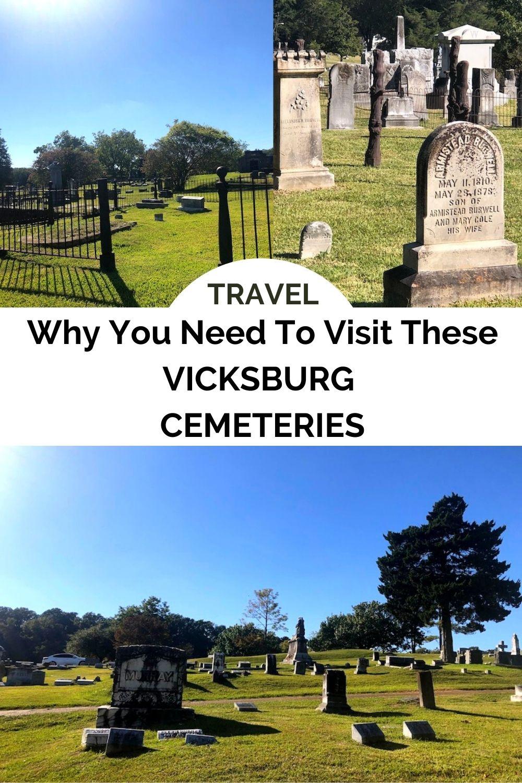 Vicksburg Cemeteries